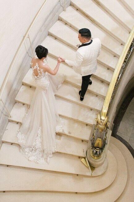 Netta BenShabu - Bridal Haute Couture Wedding Dre… - image 4