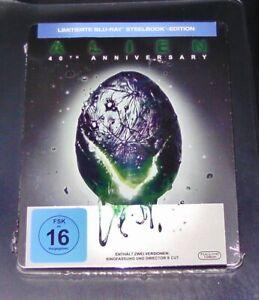 Alien-40TH-Aniversario-Edicion-Limitada-steelbook-blu-ray-Nuevo-y-Emb-Orig