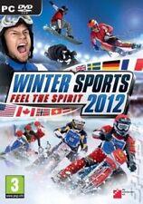 Winter Sports 2012 Feel the Spirit - PC - New & Sealed