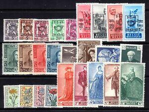 Belgie-Belgique-jaar-ann-1949-COB-160-Euro-vl2070