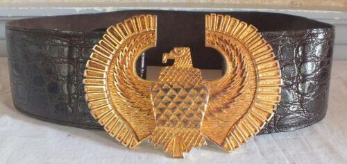 Wide Belt Curl Eagle Vintage