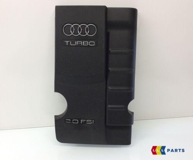 Neuf Véritable Audi A4 05-08 A6 05-11 2.0 TFSI Moteur Turbo Couvercle Noir
