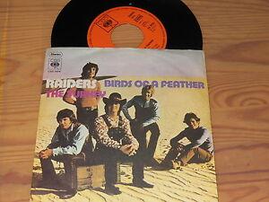 RAIDERS-BIRDS-OF-A-FEATHER-GERMANY-VINYL-7-039-039-SINGLE-1971