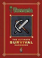Terraria: The Ultimate Survival Handbook NEU Gebunden Buch
