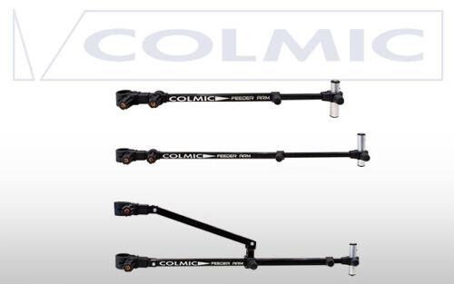 36mm Braccio di sostegno telescopico Colmic Feeder Arm D Bar 10 cm