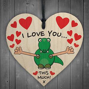 Valentines Day Gift Heart Present Boyfriend Girlfriend Cute Love For
