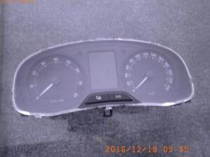 TACHIMETRO-Combinato-SKODA-RAPID-172458774850-Orologio-CLUSTER-DI-Abitacolo