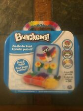 Create 3D Pictures 150+ pieces New Bunchems On-the-Go Travel Easel Craft Kit