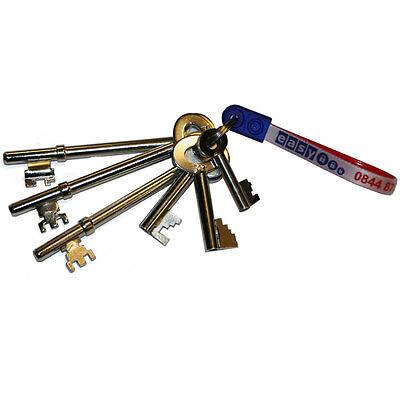 Full FB ( Fire Brigade) Key Set