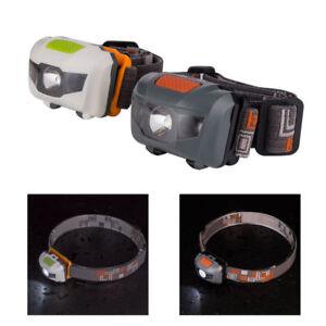 Super-Bright-500LM-Mini-Headlight-R3-2LED-Waterproof-Headlamp-Head-Torch-Light