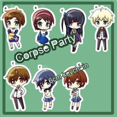 Corpse Party Blood Covered Naomi Nakashima Satoshi Mochida