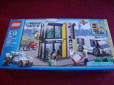 LEGO City Bank & Money Transfer (3661) - NEW UNOPENED - FACTORY SEALED