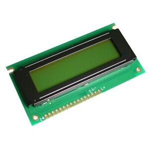 DEM16217SYH-PY LCD-Modul 16-stellig 2-zeilig STN gelb LED-Backlight display