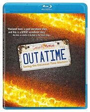 OUTATIME : SAVING THE DELOREAN TIME MACHINE -  Blu Ray - REGION A - sealed