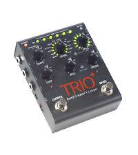 Digitech Trio + Plus Band Creator Looper Pedal Loop Machine Guitar Effects