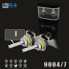 9007 80W 9600LM Car CREE LED Headlight KIT Hi / Low Beam 6000K Bulbs Fanless