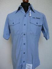 US Navy Board Shirt Feldhemd USN Army Marines USMC WK2 Rockabilly Nose Art M/L