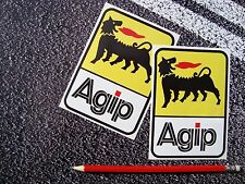 AGIP Stickers F1 Moto gp Superbikes lemans Classic Car ALFA ROMEO motorsport
