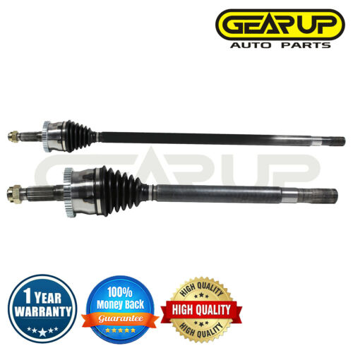 Pair Front CV Axle Joint Assembly For Jeep Grand Cherokee Sport 4WD 4.0L 4.7L V8