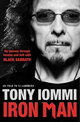 1 of 1 - Iron Man: My Journey Through Heaven and Hell with B... by Iommi, Tony 0857201514