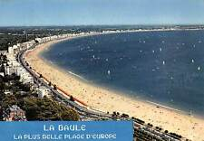 France Le Baule La Plus Belle Plage d'Europe, strand, beach, boulevard de Mer