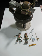 2010 DREAM WORKS HOW TO TRAIN YOUR DRAGON HICCUP & CATAPULT