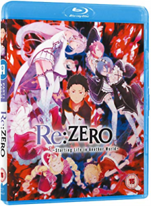 Re-Zero-Part-1-Standard-Bd-BLU-RAY-NEW