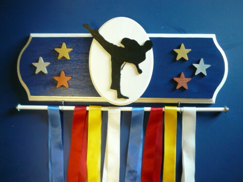 Martial Arts Medal Display Hanger