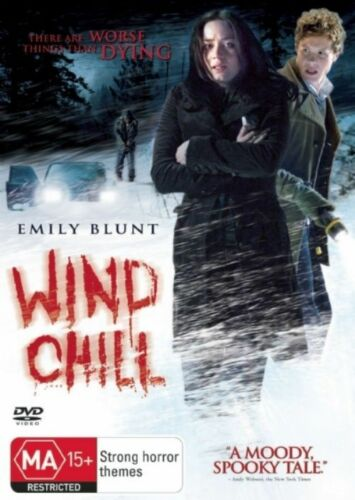1 of 1 - Wind Chill (DVD, 2007) Emily Blunt -There are Worse Things Than Dying- Free Post