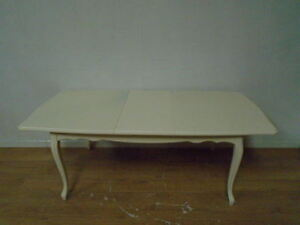 Details About Laura Ashley Provencale Ivory Extending Dining Table 80 Off Qa0504182001
