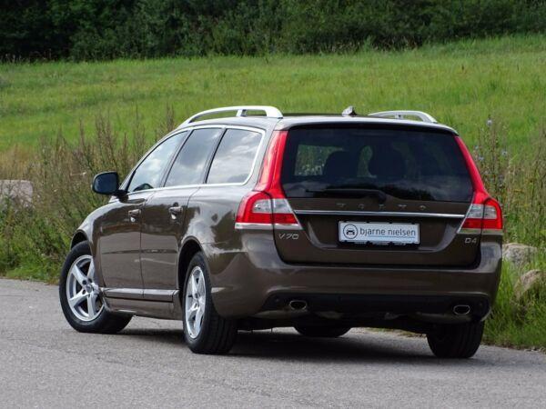 Volvo V70 2,0 D4 181 Summum Eco aut. - billede 3
