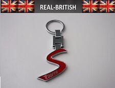 MINI COOPER S Countryman Logo Keyring Keychain <<Fast Shipping>>
