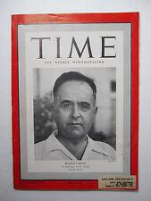 - Original - Time Magazine   - Getulio Vargas -  Aug 2  1940  Brazil