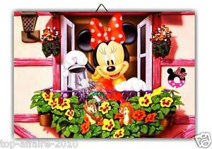 1-Cadre-Tableau-Decoratif-MINNIE-G56-d-039-autres-tableaux-en-vente