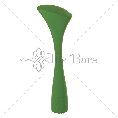 Pestle Ergonomic Knurled Green-Equipment Bartender