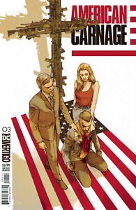 American-Carnage-3-FBI-Comic-DC-Vertigo-1st-Print-2019-unread-NM