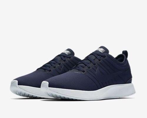 nike dualtone racer se 922170-400 bleu, chaussures hommes de course obsidienne taille 10 nouveaux hommes chaussures 128c82