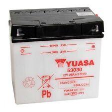 YUASA MOTORRAD-BATTERIE 53030 NEU !!!, 12Volt 30Ah, ohne Säurepack