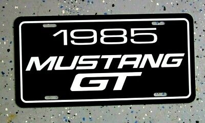 1982 Ford MUSTANG GT license Plate car tag 302 5.0 other years available