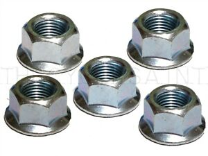 """WHEELS MANUFACTURING 3//8/"""" X 24 TPI AXLE BICYCLE NUTS--1 PAIR"""