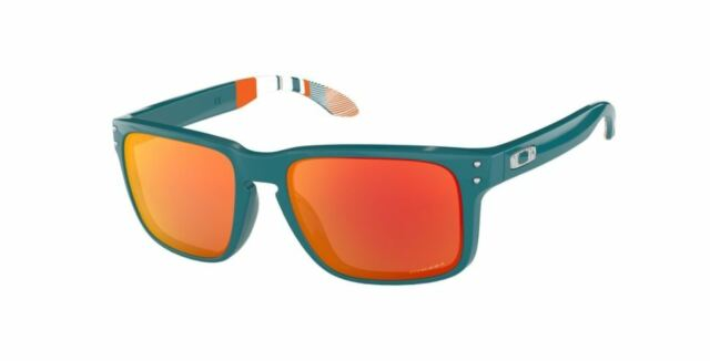 NEW Oakley Holbrook 9102-G1 Prizm Sports Surfing Golf Skate Race Ski Sunglasses