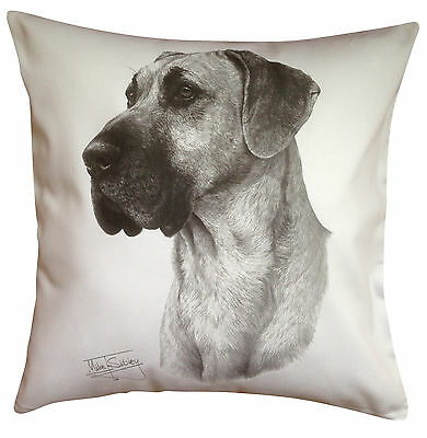 Boxer MS Breed of Dog Themed Cotton Cushion Cover Perfect Gift