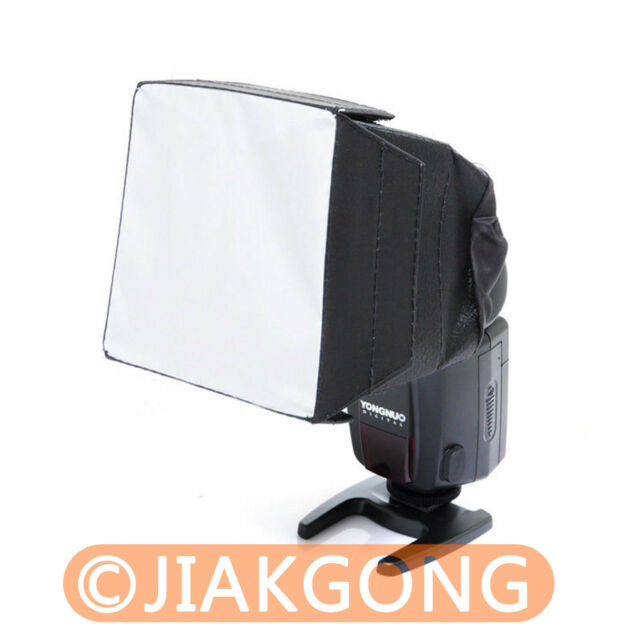 Godox 10x10cm SB1010 Light Diffuser Softbox kit for Camera Speedlite Flash
