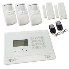 Sentry Pro Touch Screen Wireless Intruder Burglar House Alarm White Solution 2