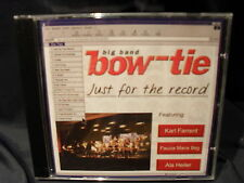 Big Band Bow-Tie - Just For The Record