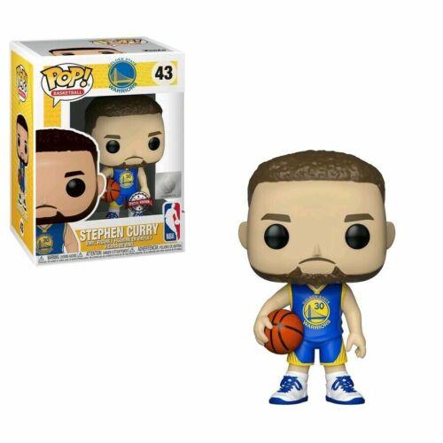pop vinyl basketball golden state warriors Stephen curry alt jersey no.43