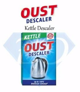 OUST-Kettle-Descaler-Drop-In-Bag-Perfect-For-Removing-Limescale-Brand-New