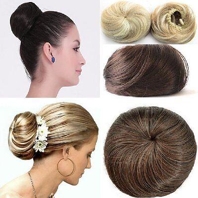 Hair Piece Hair Thickener Hepburn Bun Hair Extension Chignon updo