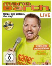 Artikelbild DVD Mario Barth Männer sind bekloppt,aber sexy! - Spezial Edition *Neu/OVP*