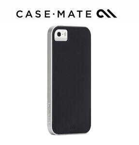 Case-Mate-Slim-Tough-sac-housse-portable-Back-Cover-iphone-se-Noir